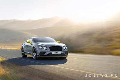 Bentley Continenal GT Speed Black